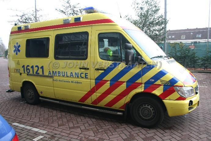ambulance leiden 16128